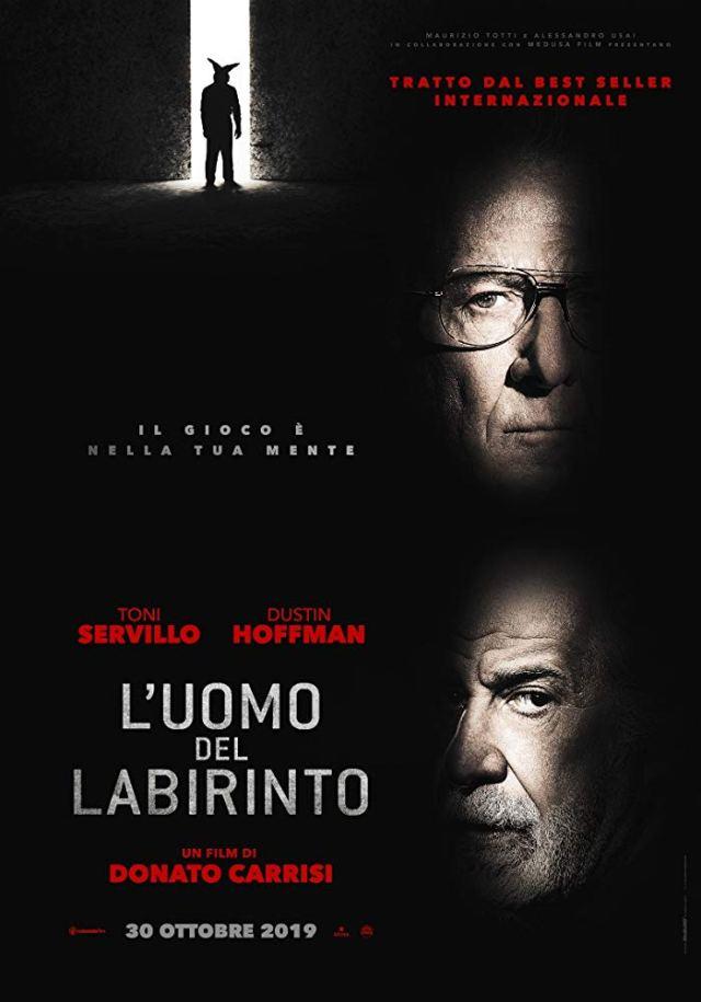 L'uomo del labirinto poster locandina