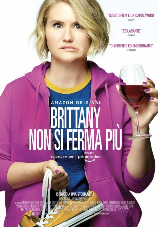 Brittany non si ferma più poster locandina