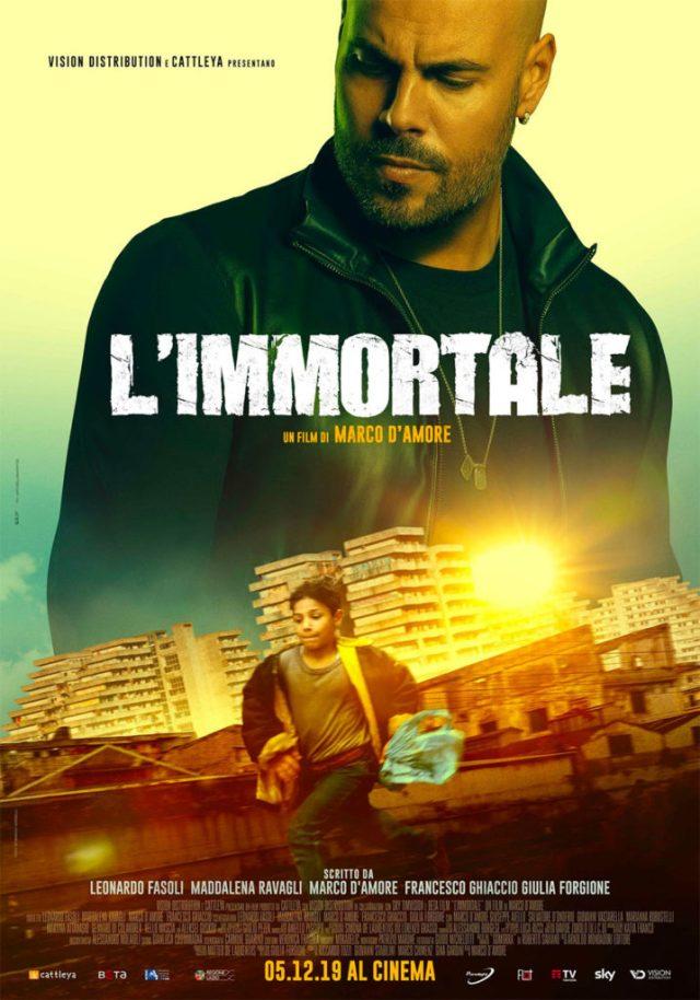 L'immortale (2019) poster locandina