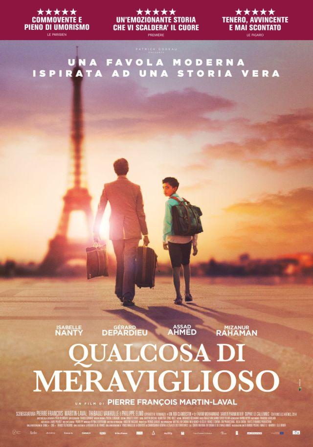 Qualcosa di meraviglioso (2019) poster locandina