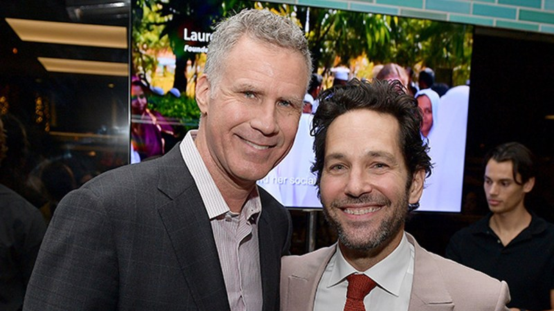 THE SHRINK NEXT DOOR: UNA NUOVA COMMEDIA TELEVISIVA PER PAUL RUDD E WILL FERRELL