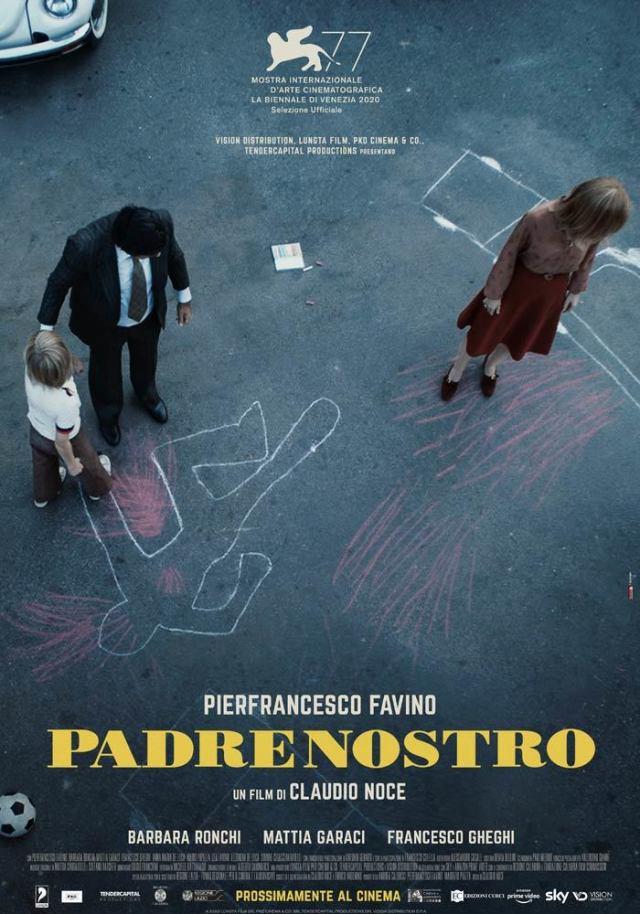 Padrenostro poster locandina