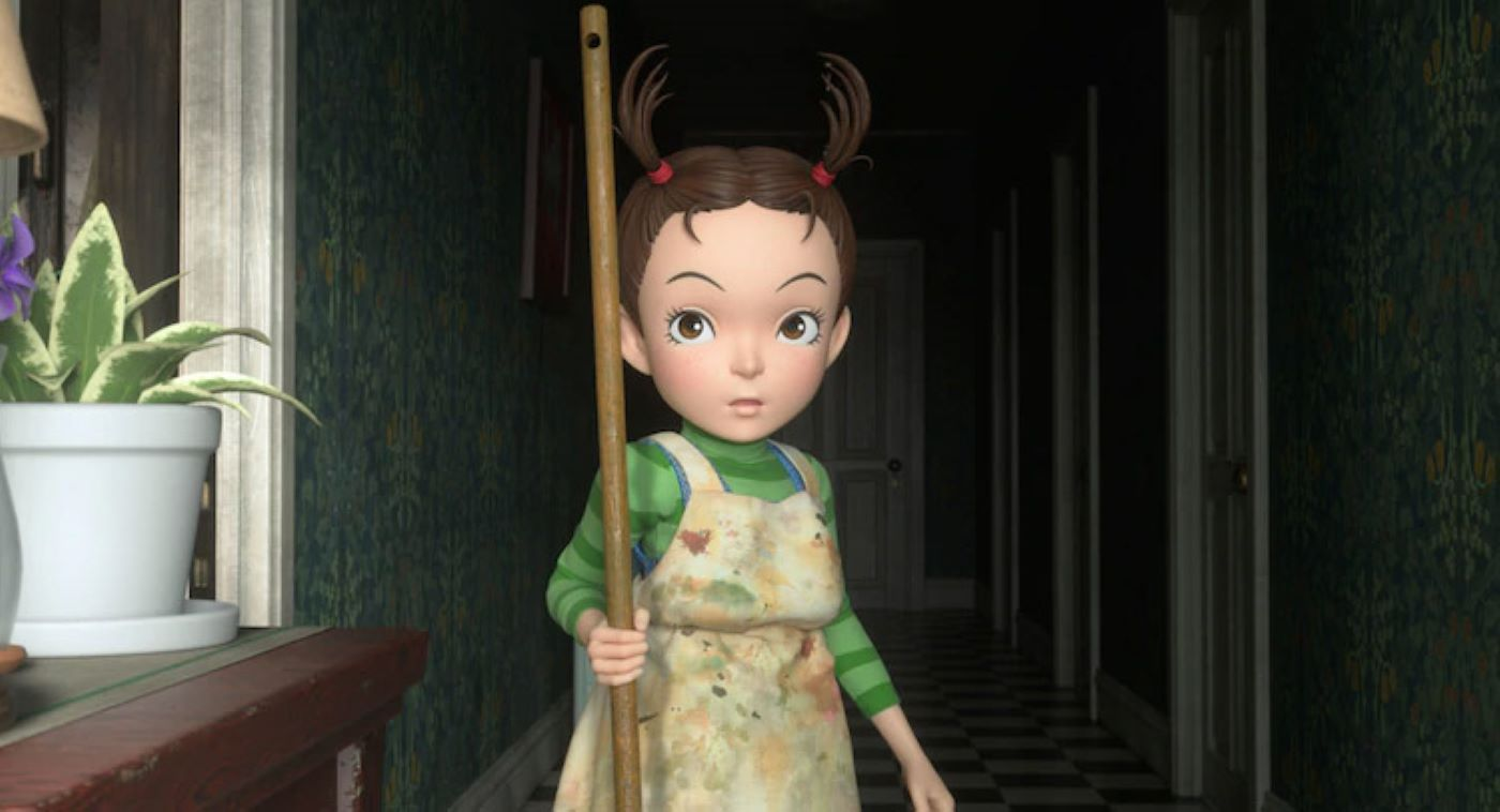 EARWIG AND THE WITCH: IL NUOVO FILM GHIBLI ANDRÀ SU HBO MAX