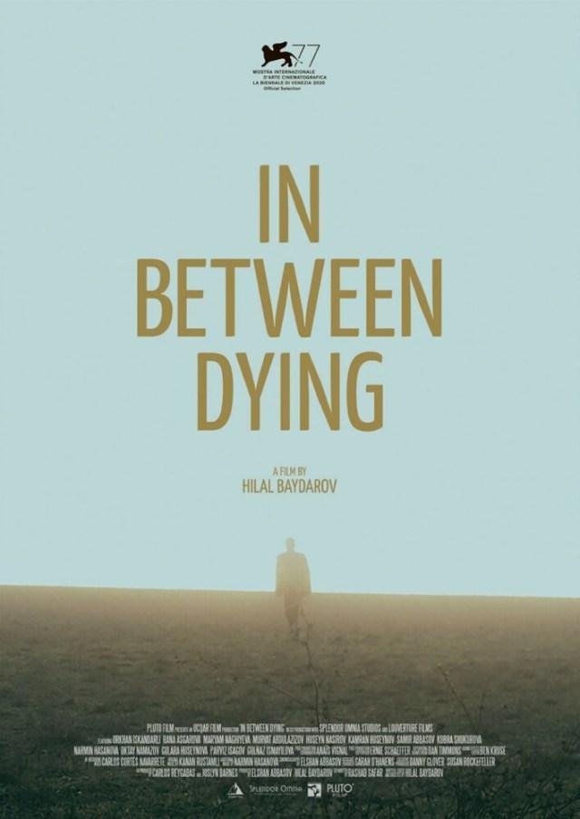 In Between Dying poster locandina