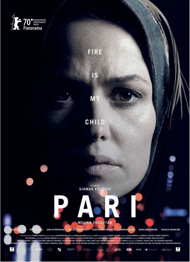 Pari (2020) poster locandina