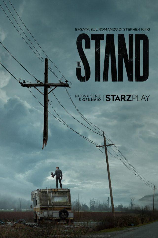 The Stand (2020) poster locandina