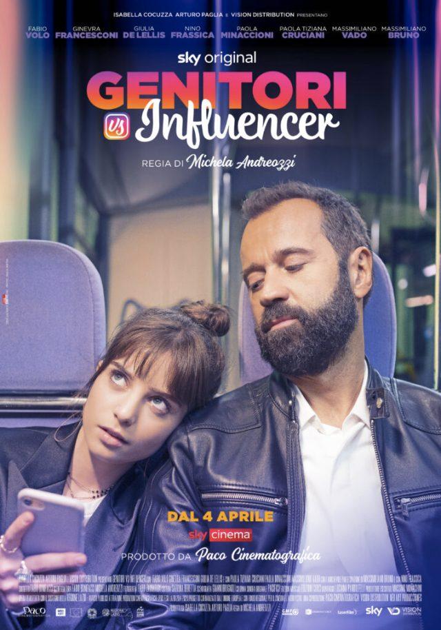 Genitori vs Influencer poster locandina