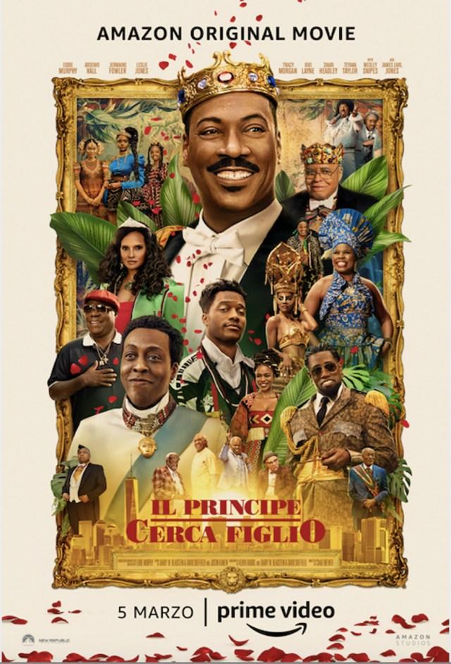 Il principe cerca figlio poster locandina