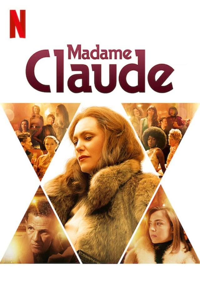 Madame Claude (2021) poster locandina