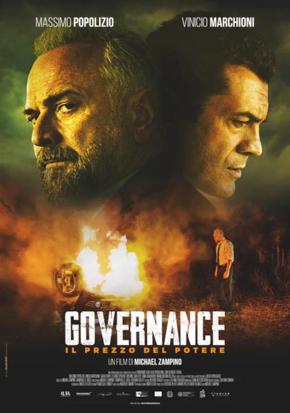Governance (2021) poster locandina