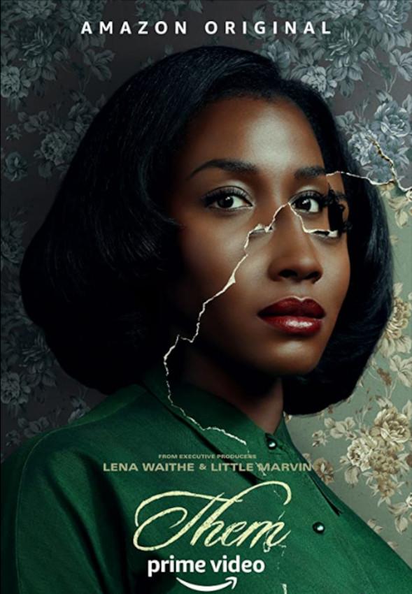 Them (2021) poster locandina