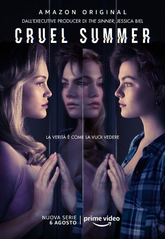 Cruel Summer (2021) poster locandina