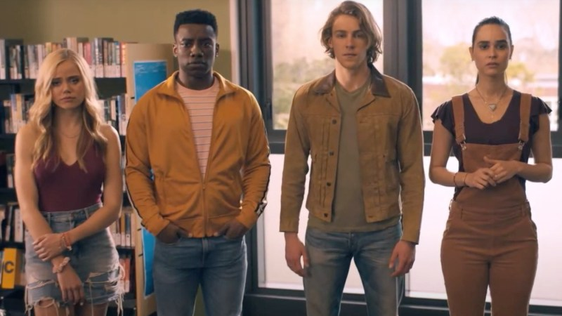 ONE OF US IS LYING: ONLINE IL TRAILER DELLA NUOVA SERIE TEEN MISTERY
