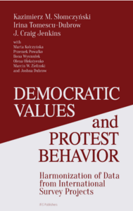 Democratic Values and Protest Behavior Harmonization of Data from International Survey Projects IFiS Publishers 2016