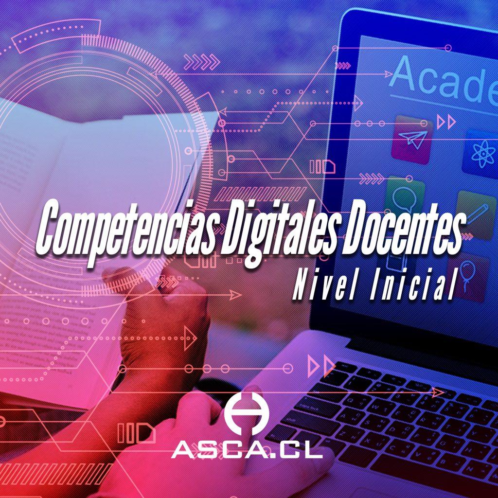 Competencias digitales docentes
