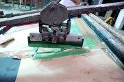 DIARIOS X/X - Tierra y Sangre - Screen printing - Detail - (Ascanio Cuba)
