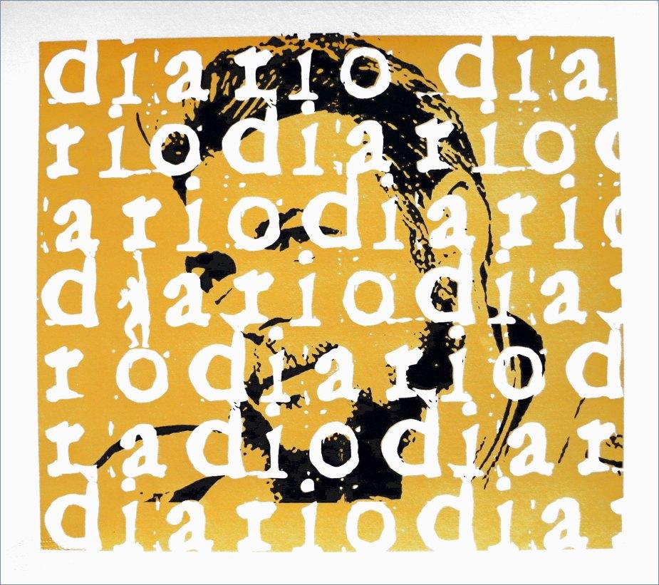 DIARIOS IV/X - Diarios - Screen printing - (Ascanio Cuba)