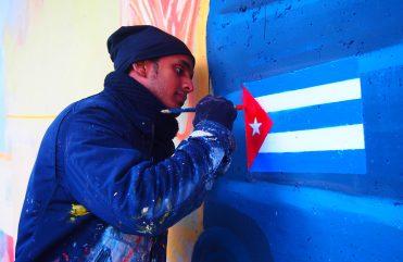 MURO DEL VIAGGIO - Murales - Detail - (Ascanio Cuba)