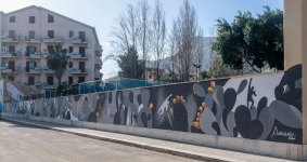 OVER THE CHALLANGES - Murales - (Ascanio Cuba)