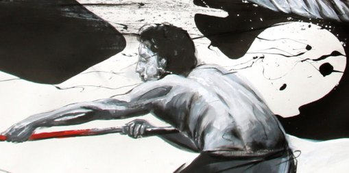 OPPORTUNITY - Mix on canvas - (Ascanio Cuba)