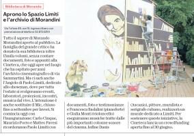 L'ANGOLO DI PAOLO LIMITI - Murales - (Ascanio Cuba)