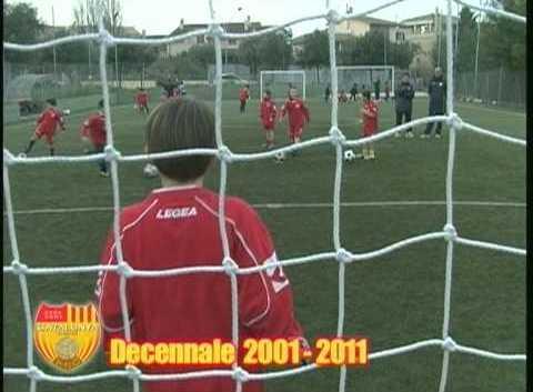 Decennale Catalunya 2001/2011
