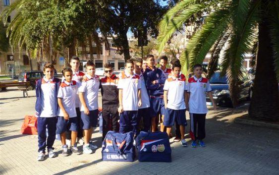 Ferrini Cagliari > Mercede 4-1