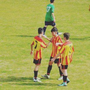 Marco Podda, ha bagnato l'esordio in prima squadra con un gol ingiustamente annullato