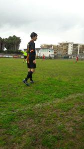 Nicolò Usai, ala con il fiuto del gol
