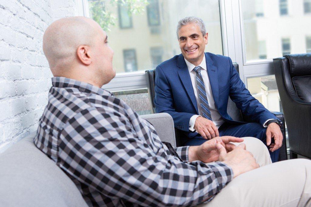 Meet the Medical director of Ascendant New York, Dr. Aaron Metrikin