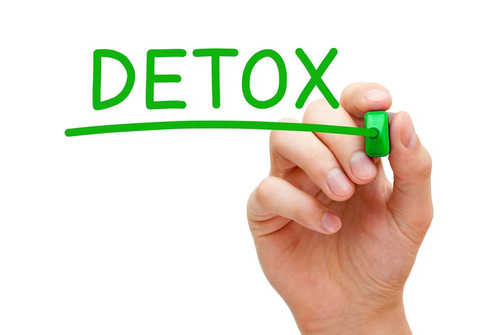 detoxing from alcohol and drugs