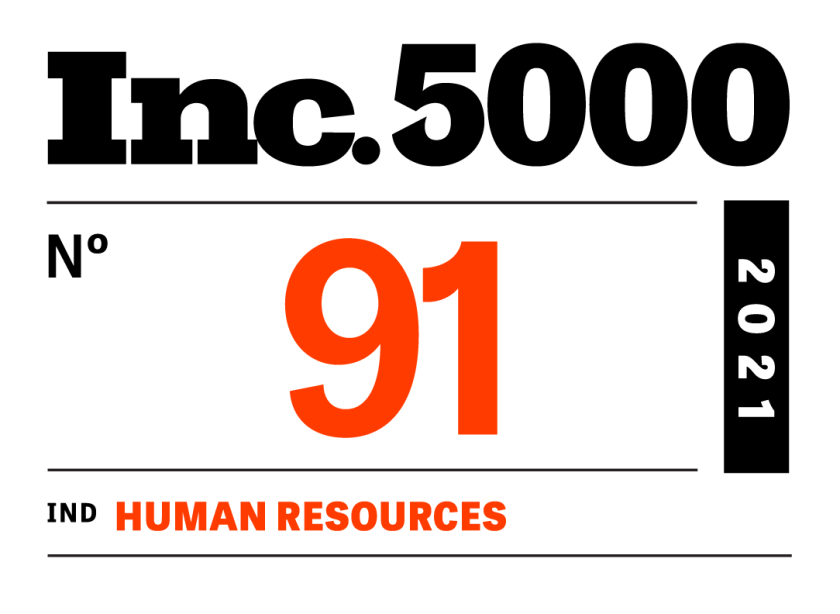 Ascend Staffing Made the Inc. 5000 2021 List 5