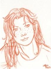 eva_sketch_card___flirty_by_shellpresto-d5gvc7d