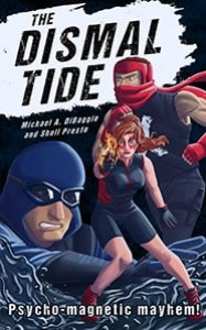 The Dismal Tide cover by Shell Presto