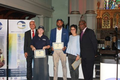 Congratulations to our newly graduated Croydon Street Pastors