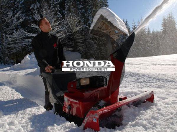 Honda power equipment Slovenija