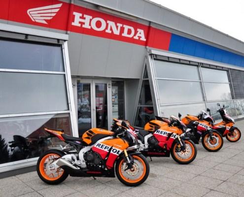 As Domžale Moto center Honda Repsol