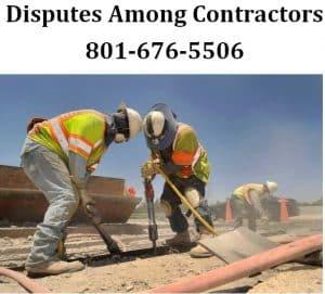 disputes among contractors