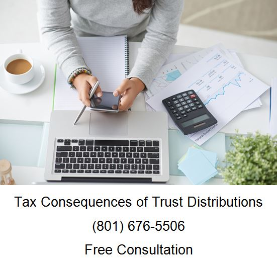 tax consequences of trust distributions
