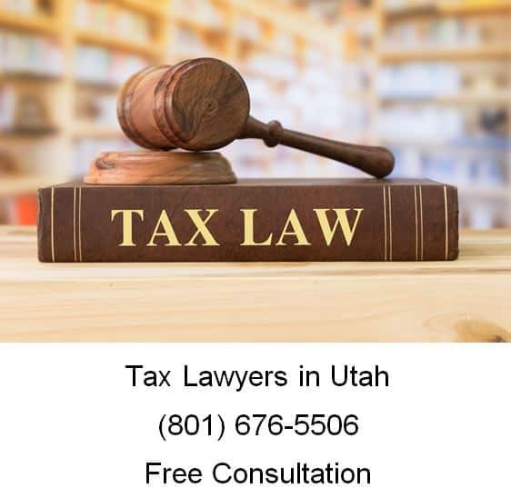 tax lawyers in utah