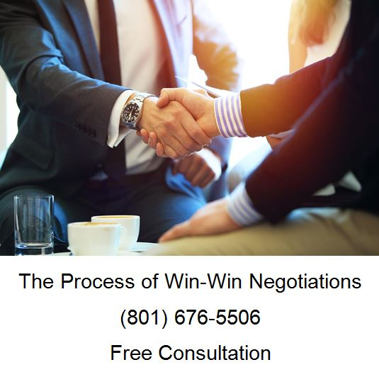 the process of win-win negotiations