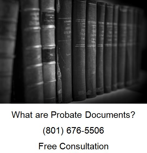 what are probate documents