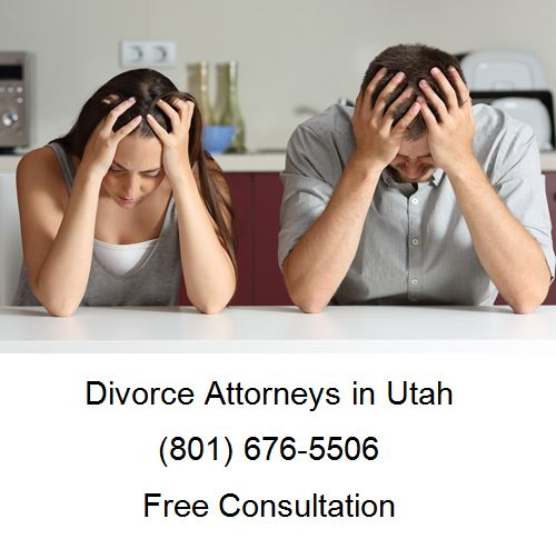 Utah Divorce Basics