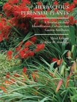 Herbaceous Perennial Plants book - ASCFG Books