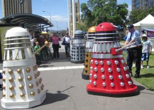 Real Daleks