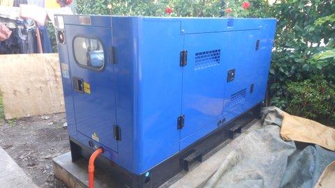 Facciamo il pieno di Energia! Un nuovo generatore per la missione di Legazpi