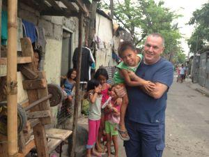 La baraccopoli di Tandang Sora