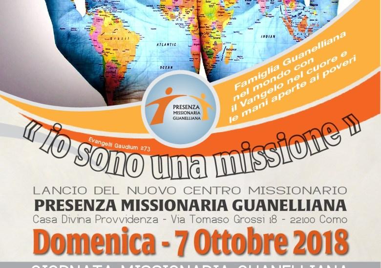 GIORNATA MISSIONARIA GUANELLIANA