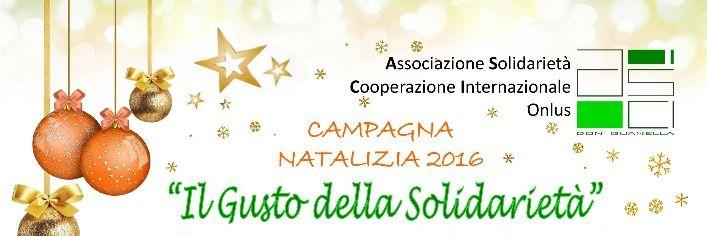 Il Gusto della Solidarietà! Natale solidale con ASCI don Guanella Onlus