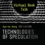 Book Talk: Technologies of Speculation with Sun-ha Hong